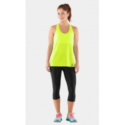 Under Armour - Camiseta FLY-BY Stretch Mesh Tank