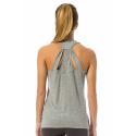 Naffta Active - Camiseta Tirantes - Gris Claro