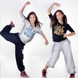 Stamp Dance - Sudadera University